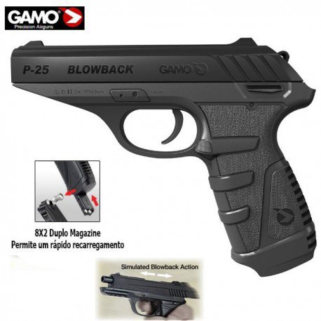 Photo of Gamo p-25
