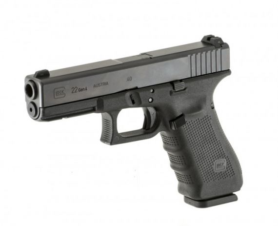 Photo of Glock 22 gen4